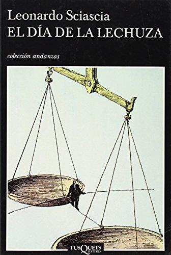 9788483830765: El Dia de la lechuza (Andanzas / Adventures) (Spanish Edition)