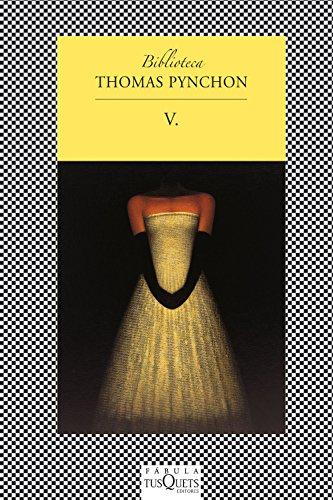 9788483830833: V. (Fabula (Tusquets Editores)) (Spanish Edition)