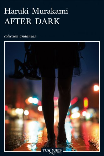 9788483831014: After Dark (Coleccion Andanzas) (Spanish Edition)