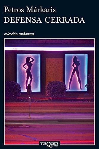 9788483831090: Defensa cerrada (Andanzas/ Adventures) (Spanish Edition)