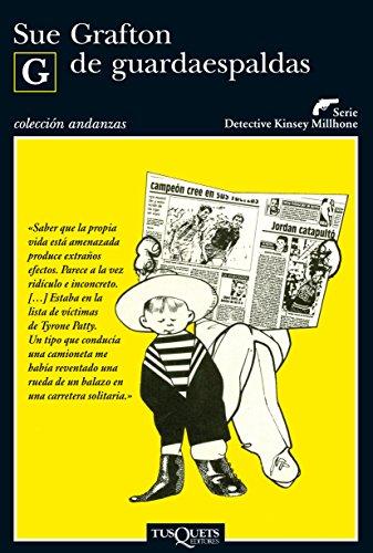 9788483831274: G de guardaespaldas (Spanish Edition)