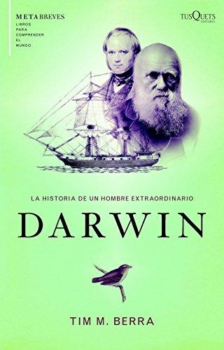 9788483831281: Darwin: La historia de un hombre extraordinario (Metabreves (tusquets))