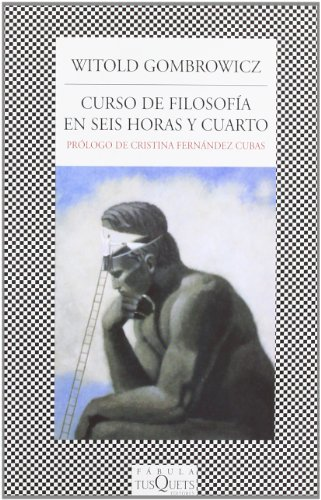 9788483831502: Curso de filosofía en seis horas y cuarto (FÁBULA)