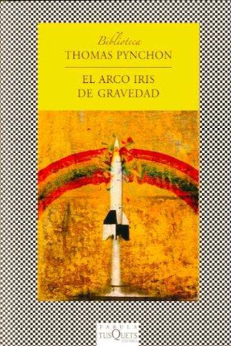 9788483831892: El arco iris de gravedad (FÁBULA) (Spanish Edition)