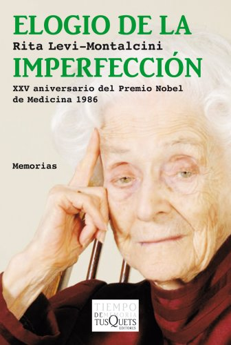 9788483833308: Elogio de la imperfeccion (Tiempo De Memorias / Time for Memories) (Spanish Edition) (Tiempo de memoria / Time for Memories)