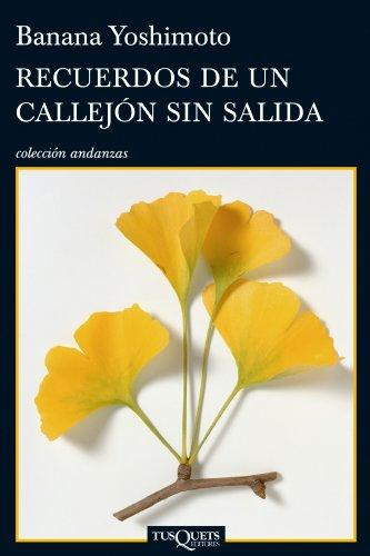 9788483833360: Recuerdos de un callejon sin salida (Coleccion Andanzas) (Spanish Edition)
