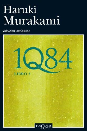 9788483833551: 1Q84. Libro 3 (Andanzas)