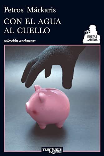 9788483833575: Con el agua al cuello (Spanish Edition)
