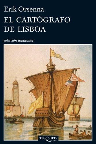 9788483833612: El cartografo de Lisboa (Andanzas / Adventures) (Spanish Edition)
