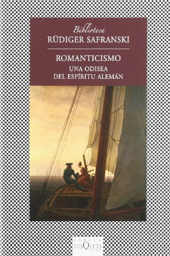 9788483833865: Romanticismo: Una odisea del espíritu alemán (FÁBULA)