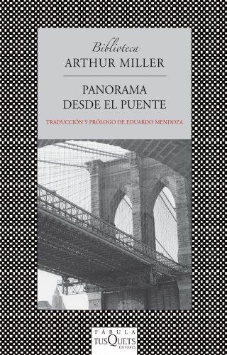 9788483834169: Panorama desde el puente: Drama en dos actos (FÁBULA)