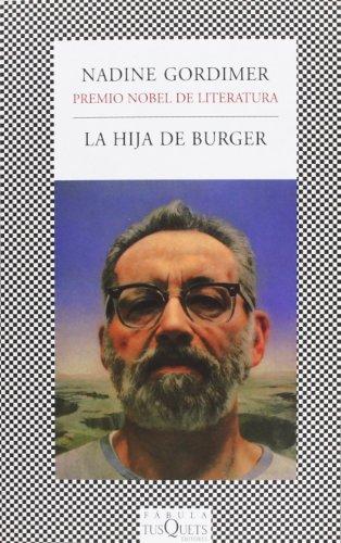 9788483834213: La hija de Burger (Fabula (tusquets))