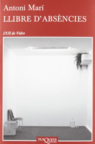 9788483834411: Llibre D'Abséncies (.)