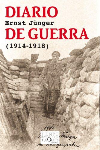 9788483834794: Diario de guerra: (1914-1918) (Tiempo de Memoria)