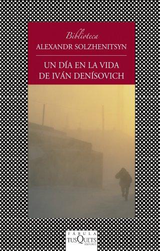 9788483834817: Un día en la vida de Iván Denisovich (FÁBULA)