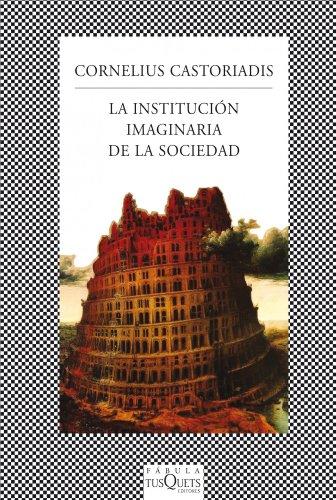 9788483834909: La institución imaginaria de la sociedad