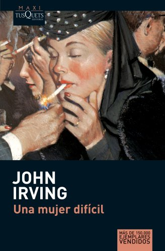 9788483835142: Una mujer difícil (John Irving)