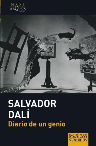 9788483835531: Diario de un genio (Salvador Dalí)