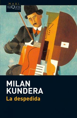 9788483835616: La despedida (Milan Kundera)