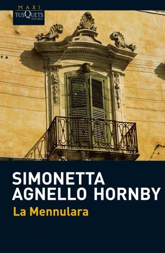 9788483835906: La Mennulara (Simonetta Agnello Hornby)