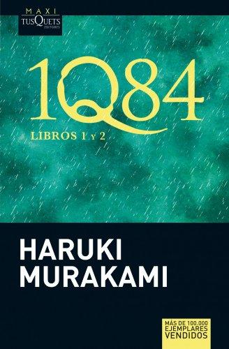 9788483835999: 1Q84. Libros 1 y 2 (MAXI)