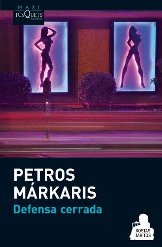 9788483836132: Defensa cerrada (Kostas Jaritos) (Spanish Edition)