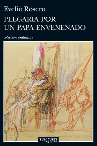 9788483838020: Plegaria por un papa envenenado (Spanish Edition)