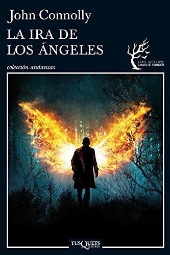 9788483838945: La ira de los ángeles (Volumen independiente)
