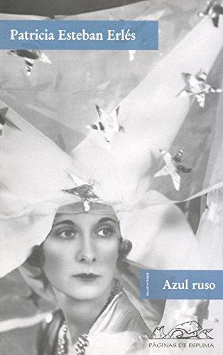 9788483930274: Azul ruso / Russian Blue (Voces: Literatura / Voices: Literature) (Spanish Edition)