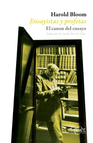9788483930533: Ensayistas y profetas / Essayists and Prophets (Spanish Edition)