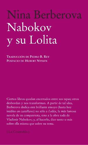 NABOKOV Y SU LOLITA: Nina Berverova