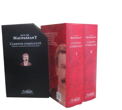9788483930847: CUENTOS COMPLETOS MAUPASSANT(ESTUCHE)