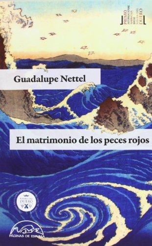 9788483931448: El Matrimonio De Los Peces Rojos (Voces / Literatura)