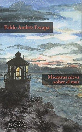 9788483931592: Mientras Nieva Sobre El Mar (Voces / Literatura)