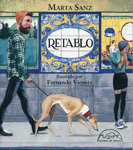 9788483932605: Retablo (Voces / Literatura)