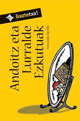 9788483940839: Andoitz eta lurralde ezkutuak (Gaztetxo!)
