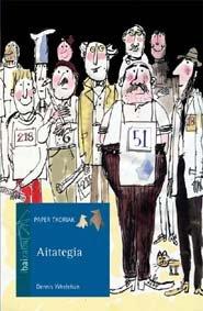 9788483940853: Aitategia (Paper Txoriak (Sail urdina))