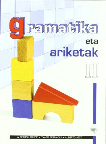 9788483941645: Gramatika eta ariketak II: i.by2 proiektua