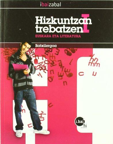 9788483943823: Hizkuntzan Trebatzen I -DBHO 1+2-