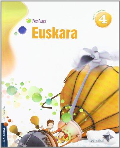 9788483945919: Euskara Lmh 4 (Pixepolis) - 9788483945919