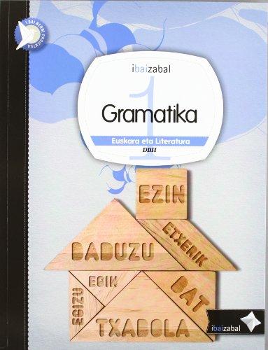 9788483946220: Gramatika Dbh 1, ikaslearen liburua (i.bai.berri proiektua) - 9788483946220