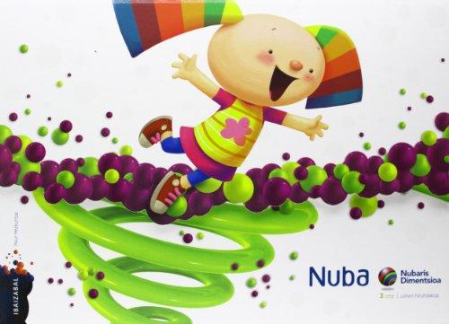 9788483947272: Nubaris dimentsioa, nuba (3 urte), lehen hiruhilekoa - 9788483947272