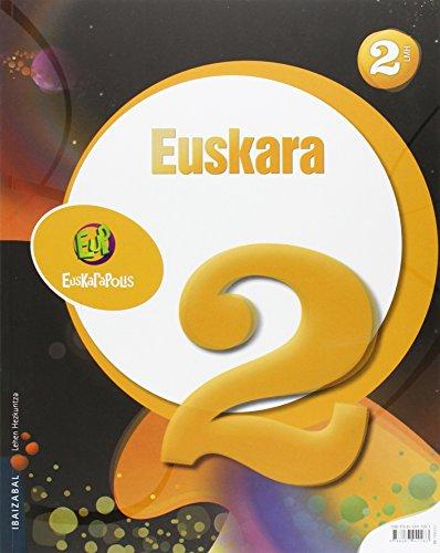 9788483949283: Euskara Lmh 2 (Euskarapolis) - 9788483949283