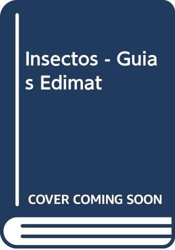 9788484031093: Insectos - Guias Edimat