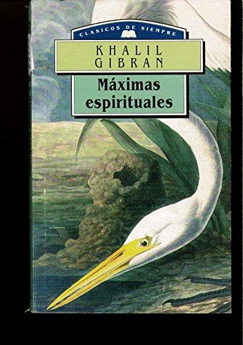 Maximas espirituales.clasicos desiempre: n/a