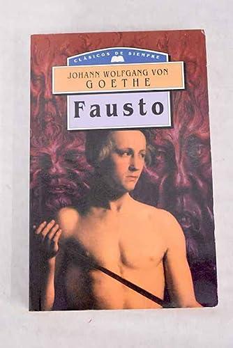 Fausto: Goethe