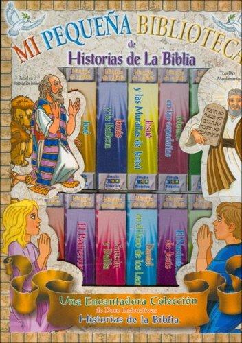 9788484032175: Historias de la biblia - mi pequeña biblioteca