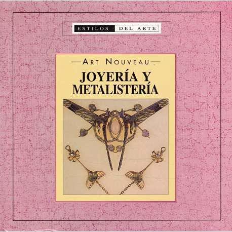 9788484034834: Joyeria y metalisteria art nouveali