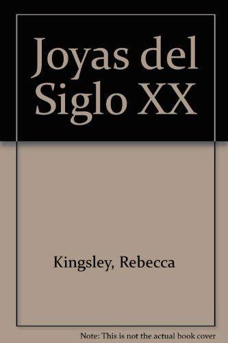 9788484034964: Joyas Del Siglo XX