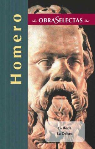 9788484036357: Homero (Obras selectas series)